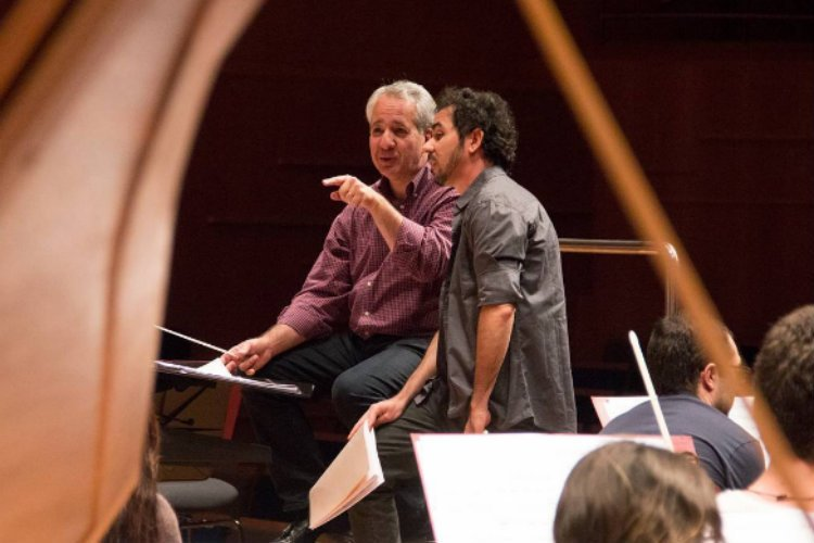 Maestro Fabio Mechetti