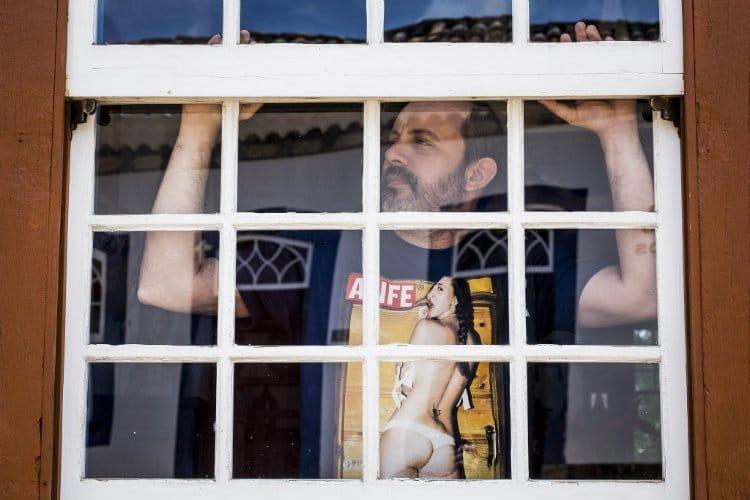 O diretor de fotografia David Pacheco. Foto: Leo Lara/ Universo Producao