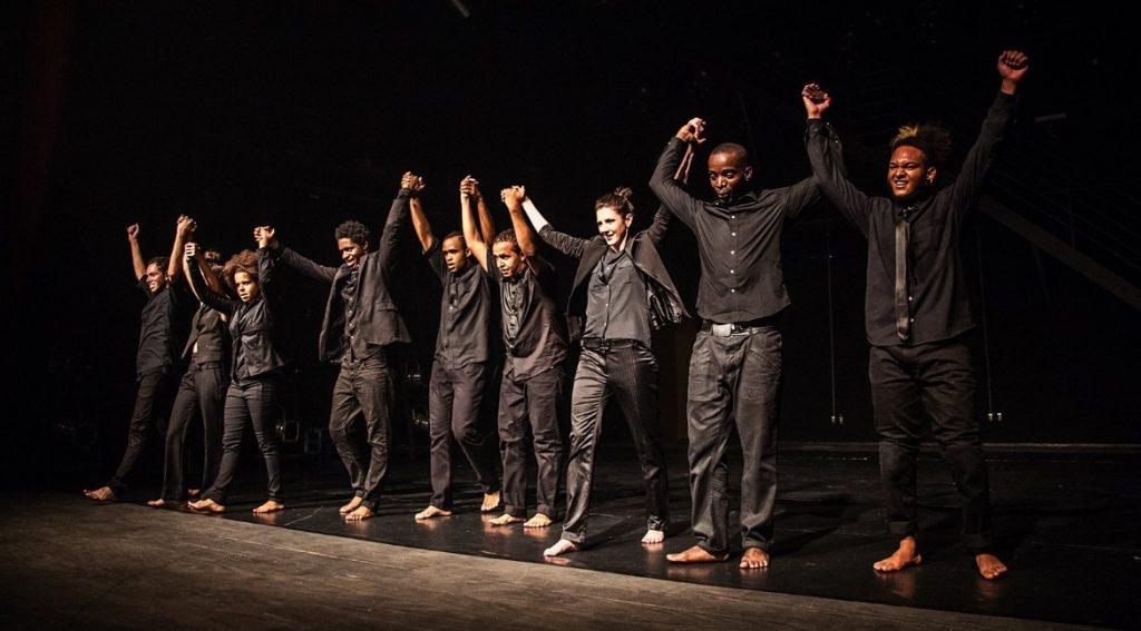 dança negra
