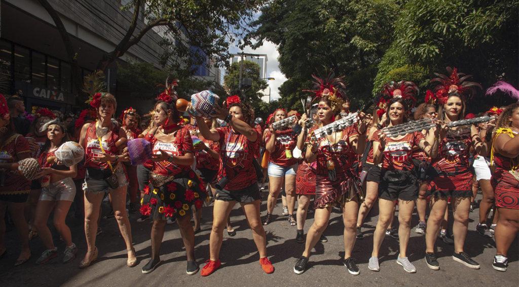 fim de semana de carnaval