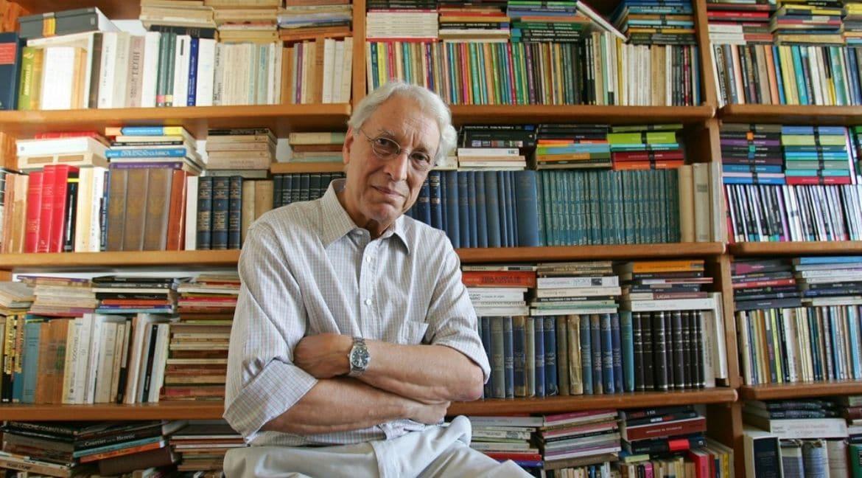 dicas de livros em homenagem a escritores que morreram este ano, na foto Luiz Alfredo Garcia-Roza