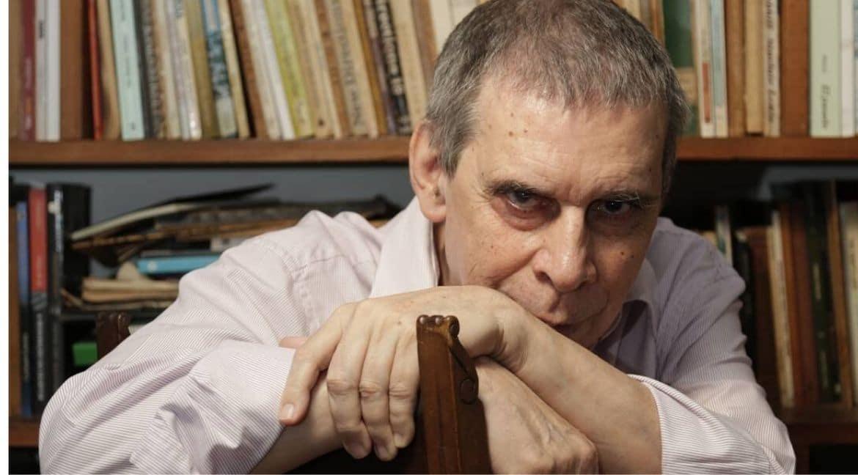dicas de livros em homenagem a escritores que morreram este ano, na foto sergio santanna