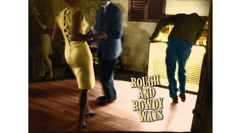 capa do disco Rough and Rowdy Ways de bob dylan credito Columbia records