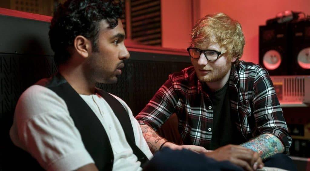Ed Sheeran participa como ator do filme Yesterday. Foto: Universal Pictures/Divulgação
