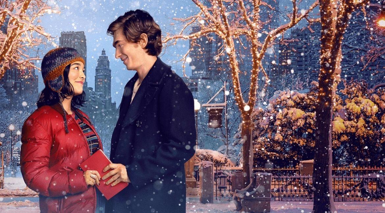Filmes de Natal/Dash&Lily/Netflix