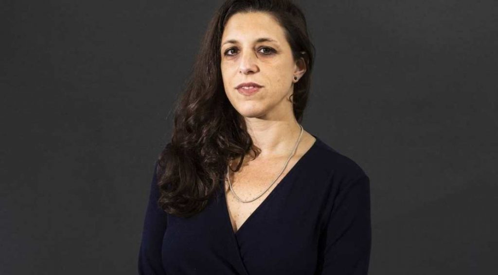 Ariana Harwicz, autora de Morra, amor. Foto: Simone Padovani/Divulgação