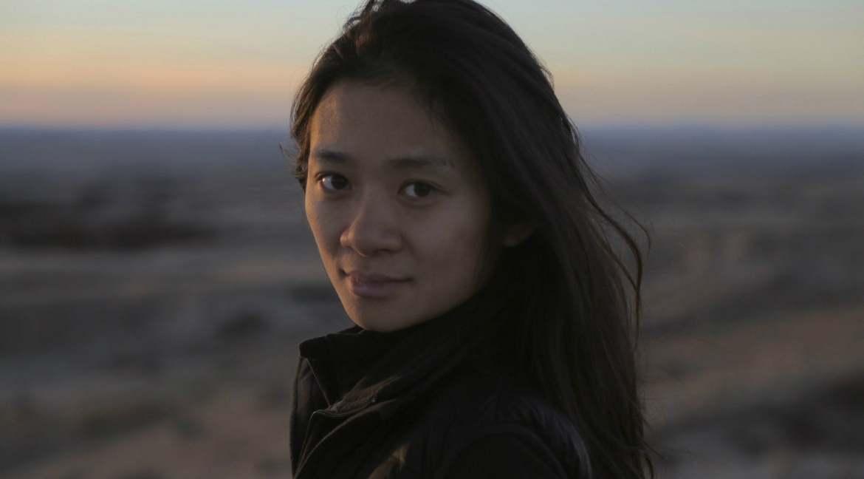 A diretora Chloé Zhao. Foto: Joshua Richards/Divuglação