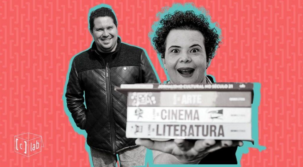 O 1º Laboratório Culturadoria de jornalismo e crítica cultural será ministrado por Carol Braga e Maurício Guilherme Silva Jr. Foto: Culturadoria/Divulgação