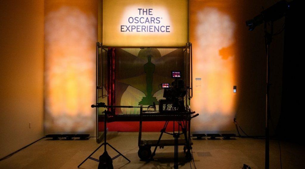 Anúncio Oscar 2021 Foto: Todd Wawrychuk / ©A.M.P.A.S