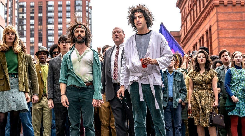 Os 7 de Chicago. Foto: Netflix/Divulgação