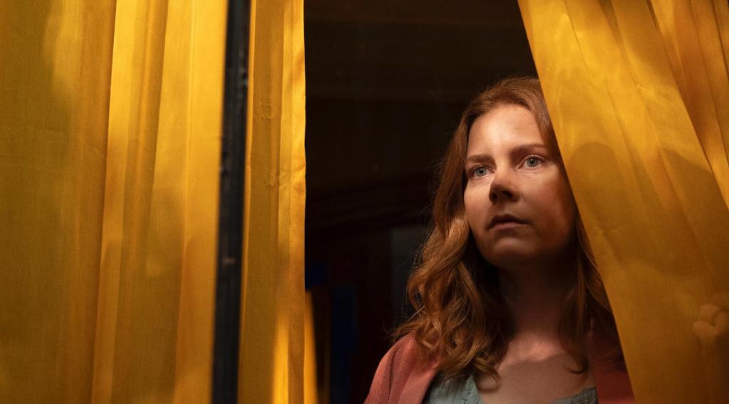 Amy Adams em A mulher na janela. Foto: Netflix/Divulgação