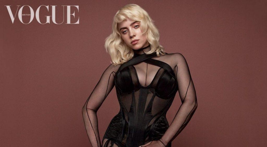 Billie Eilish - Craig McDean for British Vogue