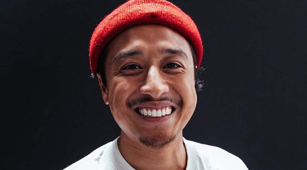 AJ Dungo, autor de Em Ondas. Foto: Andrew Castro