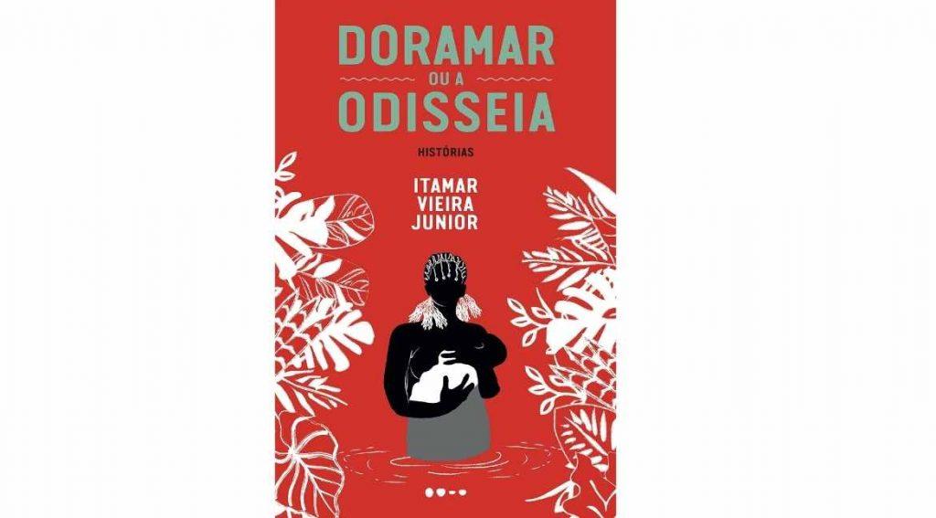 Capa de Doramar ou a Odisseia. Foto: Editora Todavia/Divulgação