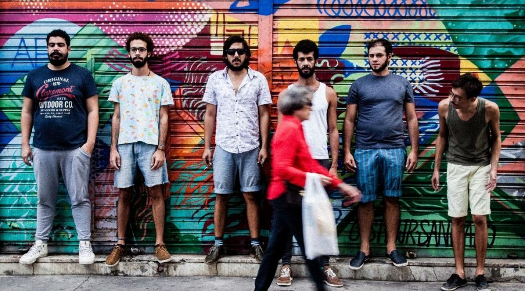Grupo Magiluth. Foto: Pedro Escobar