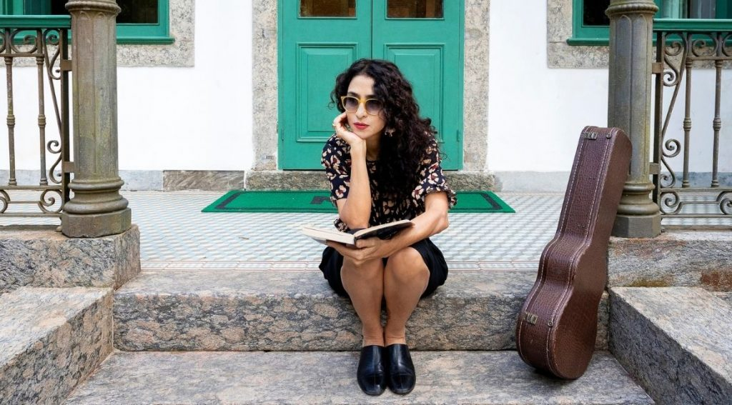 Marisa Monte lança álbum Portas. Foto: Leo Aversa/Divulgação