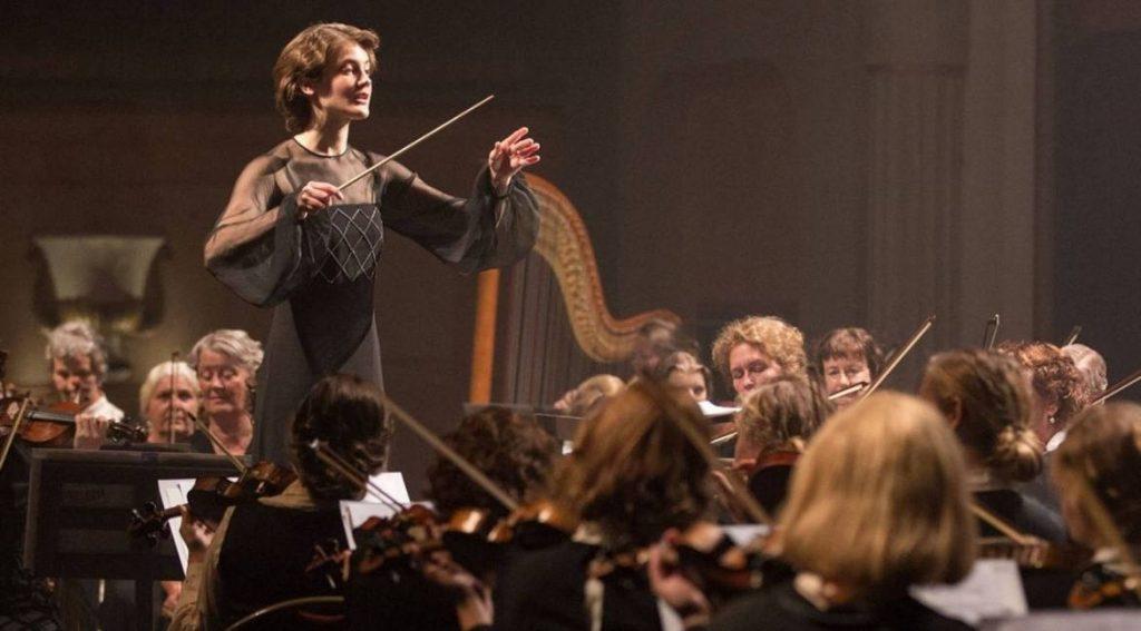 Antonia uma sinfonia. Foto: Netflix