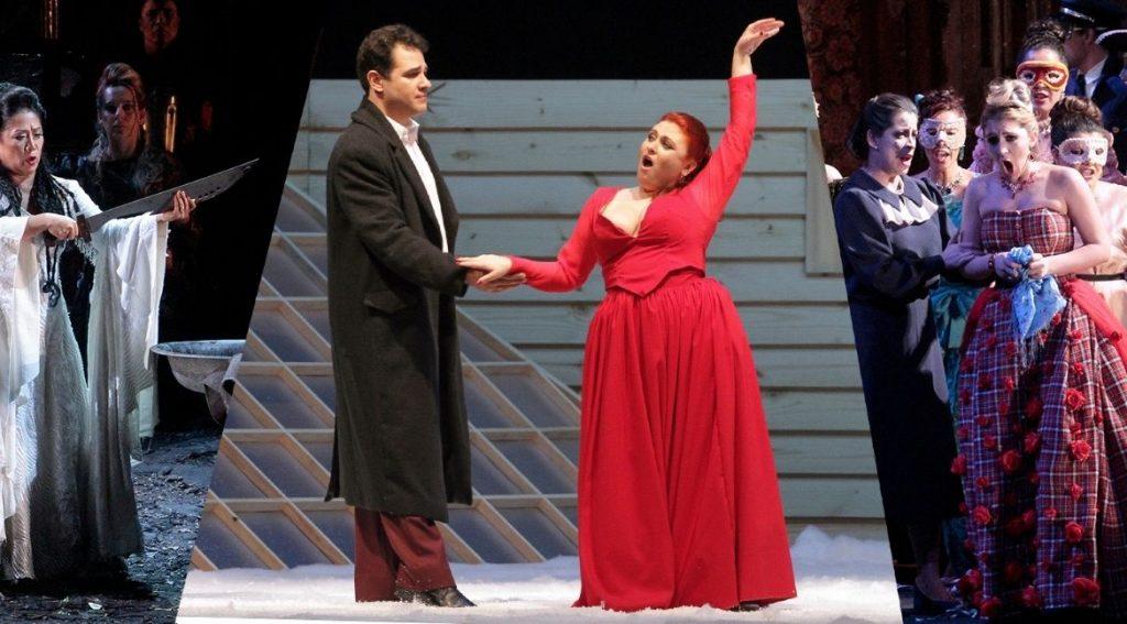 ópera on-line