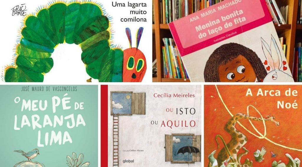 Livros para celebrar o dia das crianças
