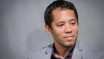 Itamar Vieira Júnior, autor de Torto Arado. Foto: Arquivo Pessoal