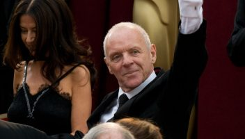 Ator Anthony Hopkins. Foto: Erik Ovanespour / ©A.M.P.A.S.