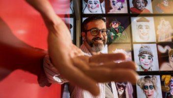 Carlos Avelino. Foto: Leo Lara/Divulgação