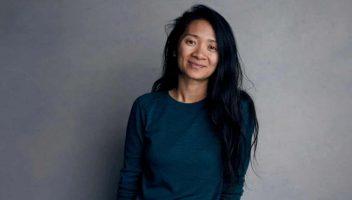 A diretora Chloé Zhao. Foto: Taylor Jewell/Divuglação