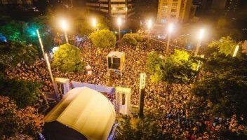 Festival Sensacional no Parque Municipal Submarino Fotografia Izabella Carvalho