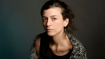 A autora de Kentukis, a argentina Samanta Schweblin. Foto: Alejandra Lopez/Divulgação