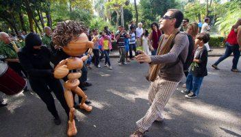 exposição festival internacional de teatro de bonecos