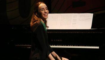 A pianista Luísa Mitre foi uma das vencedoras do Prêmio BDMG Instrumental. Foto: Elcio Paraíso