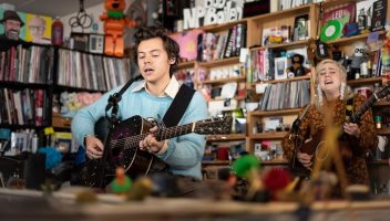Tiny Desk Concerts/NPR Music - Harry Styles